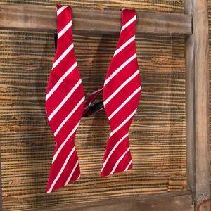 Saddlebred Silk Bow Tie